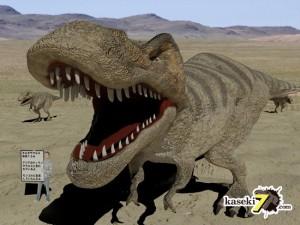 アジアのT-rexこと、タルボサウルス
