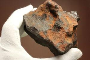 形状の美しさが際立つ、博物館級ヘンバリー鉄隕石