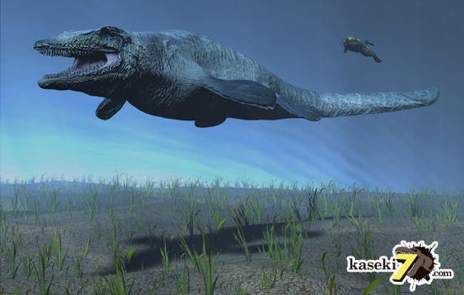 モササウルス画像