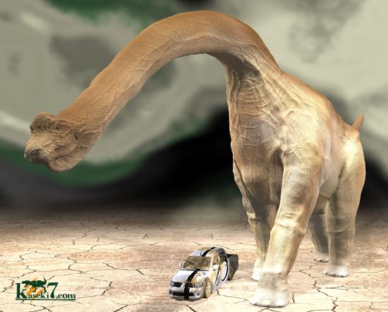 竜脚類画像