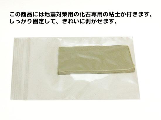 この商品に付属する粘土