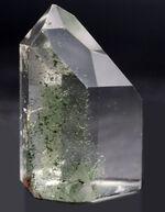 苔のような模様を持つ面白い水晶、グリーンガーデン(Green Garden)