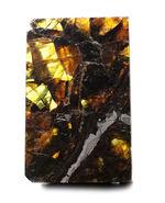 まさに「称賛」すべき美しきパラサイト隕石、米国カンザス州産のアドミア(Admire)。明治14年に初めて落下が確認