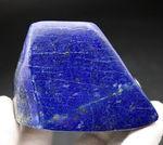 どこまでも青い、100%ナチュラルの鉱物、ラピスラズリ(Lapis lazuli)