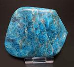 南国のビーチを思わせる鮮やかなブルー!燐灰石(りんかいせき)こと、ブルーアパタイト(Blue apatite)の天然石
