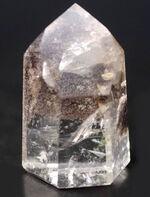 内部に植生に見える鉱物を含んだ石英結晶、ガーデンクォーツ(Garden Quartz)