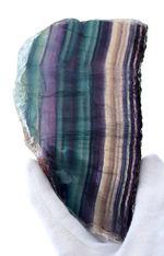 厚みがありながら透明度高い!マルチカラーを楽しめる、レインボーフローライト(Fluorite)の厳選標本
