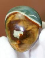 4センチオーバー!自然が生み出した不思議で美しい鉱物、ポリクロームジャスパー。