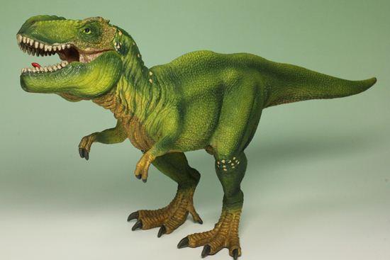 ティラノサウルス(Tyrannosaurus)のフィギュア