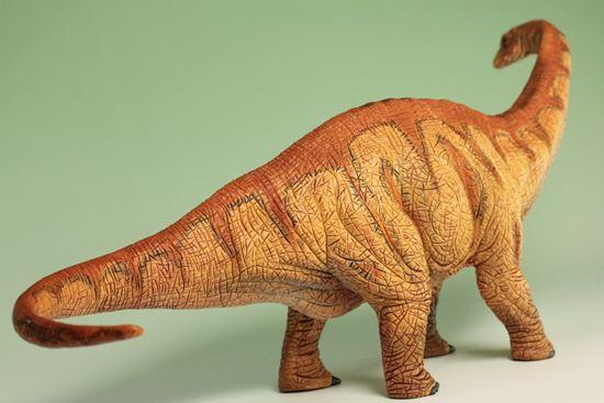 草食恐竜の代表格!アパトサウルス恐竜フィギュア